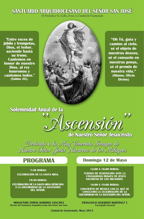 asencion san jose 2013